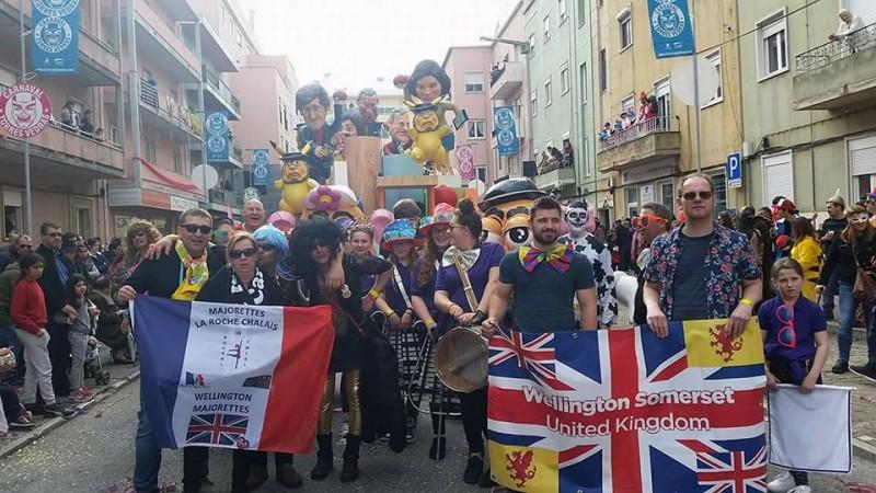 """""""ASSIM – Associação de Intercâmbio Municipal"""" agradece o intercâmbio de Carnaval"""