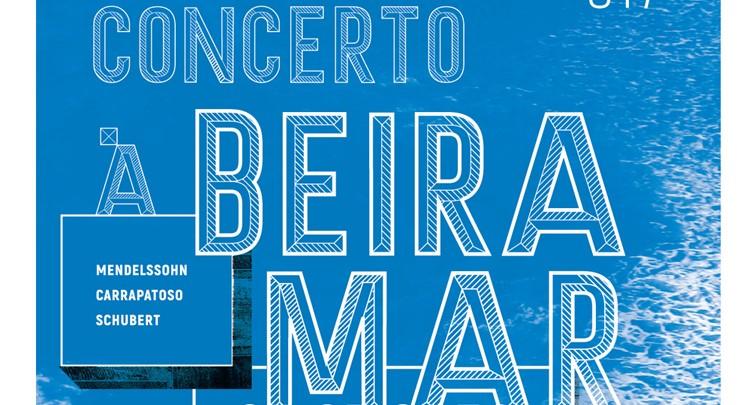 Sábado é dia de Concerto à Beira-Mar