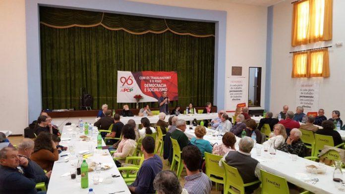 PCP festeja 96 anos em Torres Vedras
