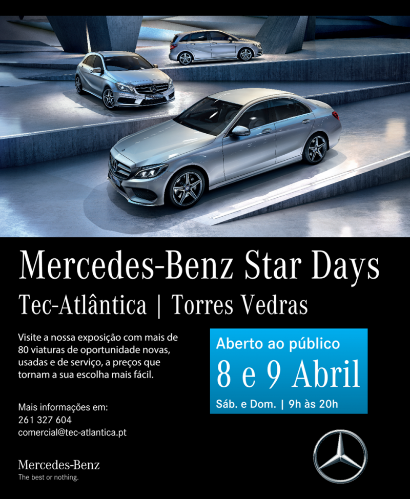 mercedes benz days