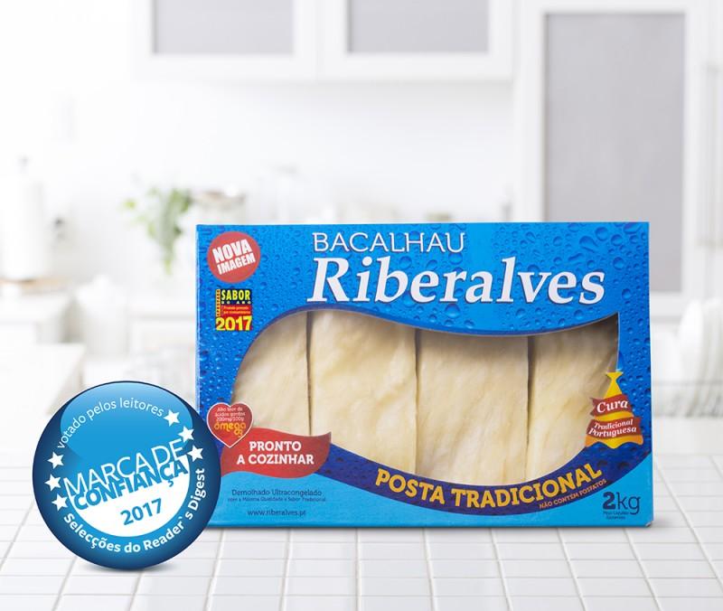 Marca de Confiança 2017- Riberalves