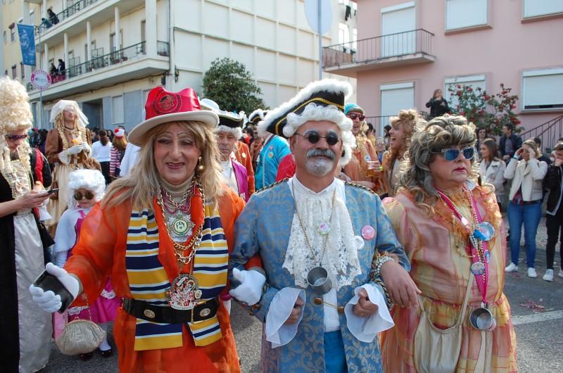 ministros e matrafonas carnaval 3 feira