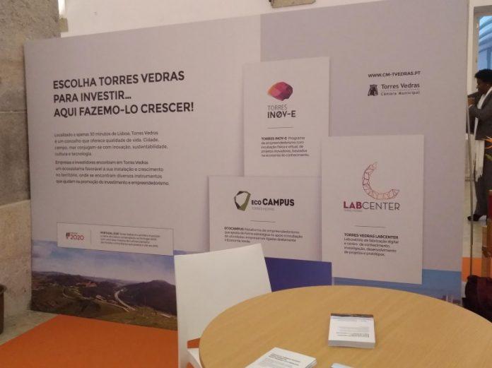 Torres Vedras marcou presença na Feira de Empreendedorismo e Franchising em Lisboa