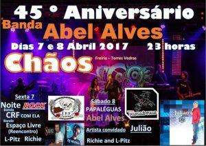 Aniversário Banda Abel Alves