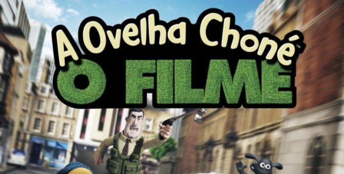 A Ovelha Choné: O Filme - Hoje na Biblioteca Municipal