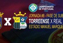 Domingo o Torreense joga em Casa!