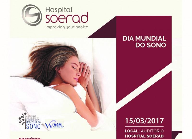Simpósio Dia Mundial do Sono - Hospital SOERAD