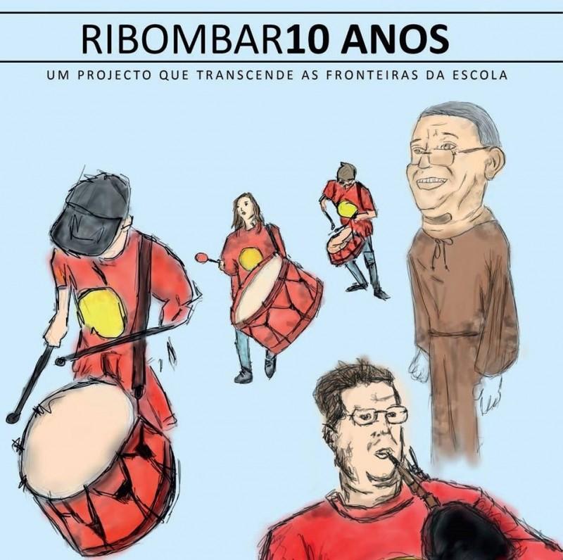 Ribombar comemoram 10 anos com lançamento de um livro