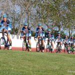 Equipa Júnior da Academia Joaquim Agostinho em Loulé