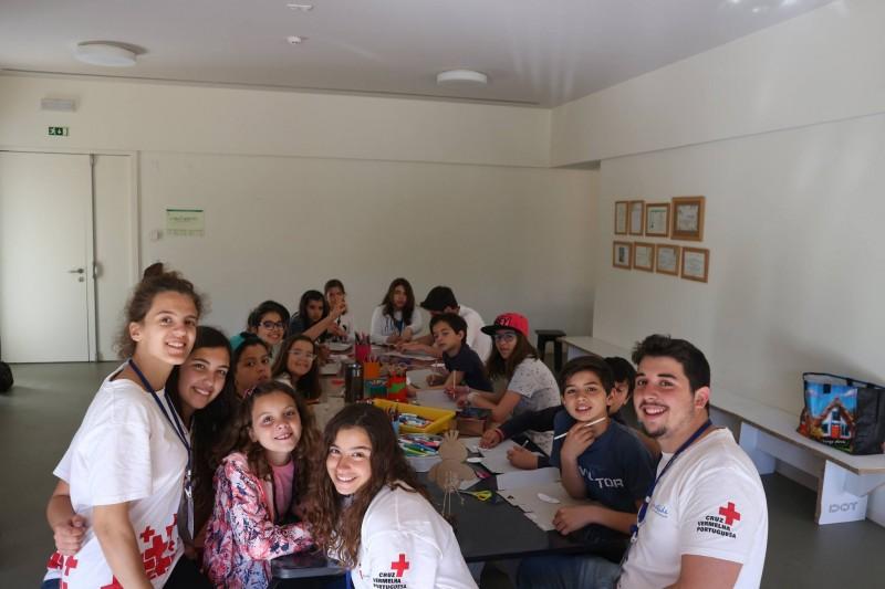 Agradecimento Juventude Cruz Vermelha