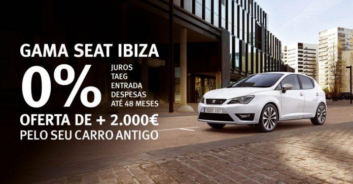 Qual o Seat Ibiza que lhe tira o fôlego?