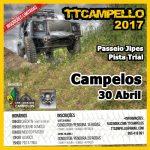 TT em Campelos este domingo 30 de Abril