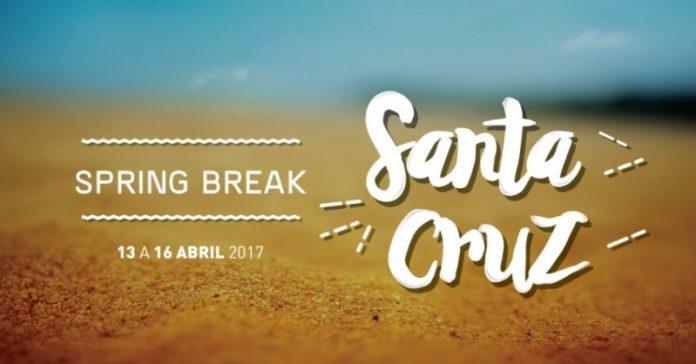 Spring Break santa cruz