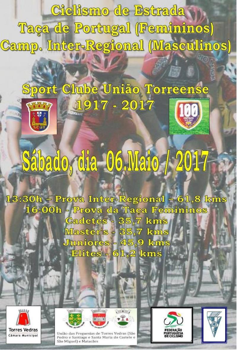 cartaz ciclismo 100 anos scut