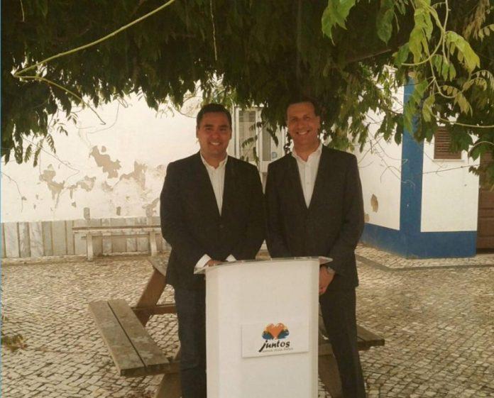 Marco Silva candidato Carvoeira e Carmões pelo PSD/CDS