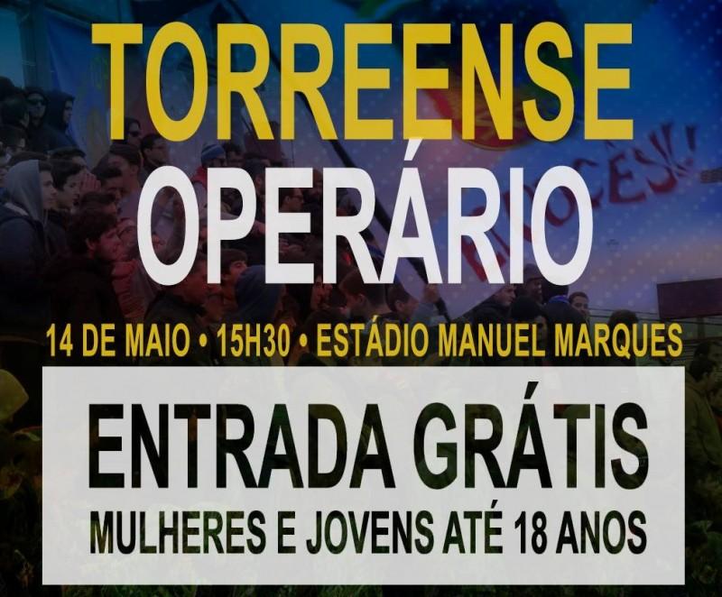 Torreense - Operário