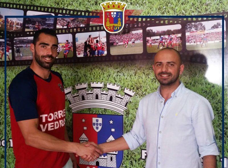 Marcelo Deodato renova com o Torreense
