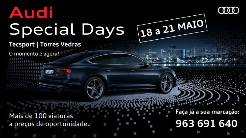 Audi Special Days Tecauto