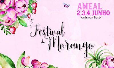 13ª edição do Festival do Morango no Ameal