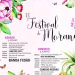 Cartaz Festival do Morango Ameal