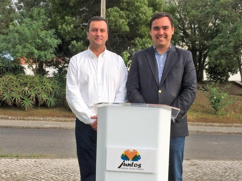Francisco Martins candidato PSD/CDS ao Turcifal