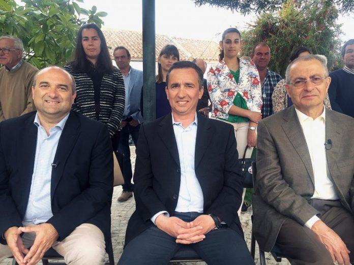 João Carlos Caldeira candidato PS ao Turcifal