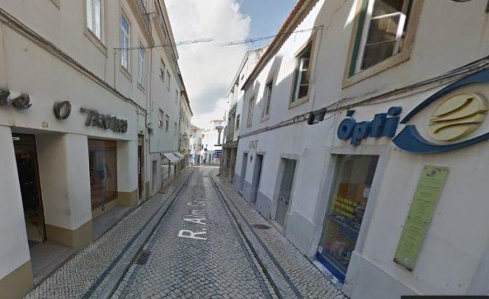 Rua Almirante Gago Coutinho