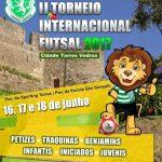 Cartaz torneio futsal