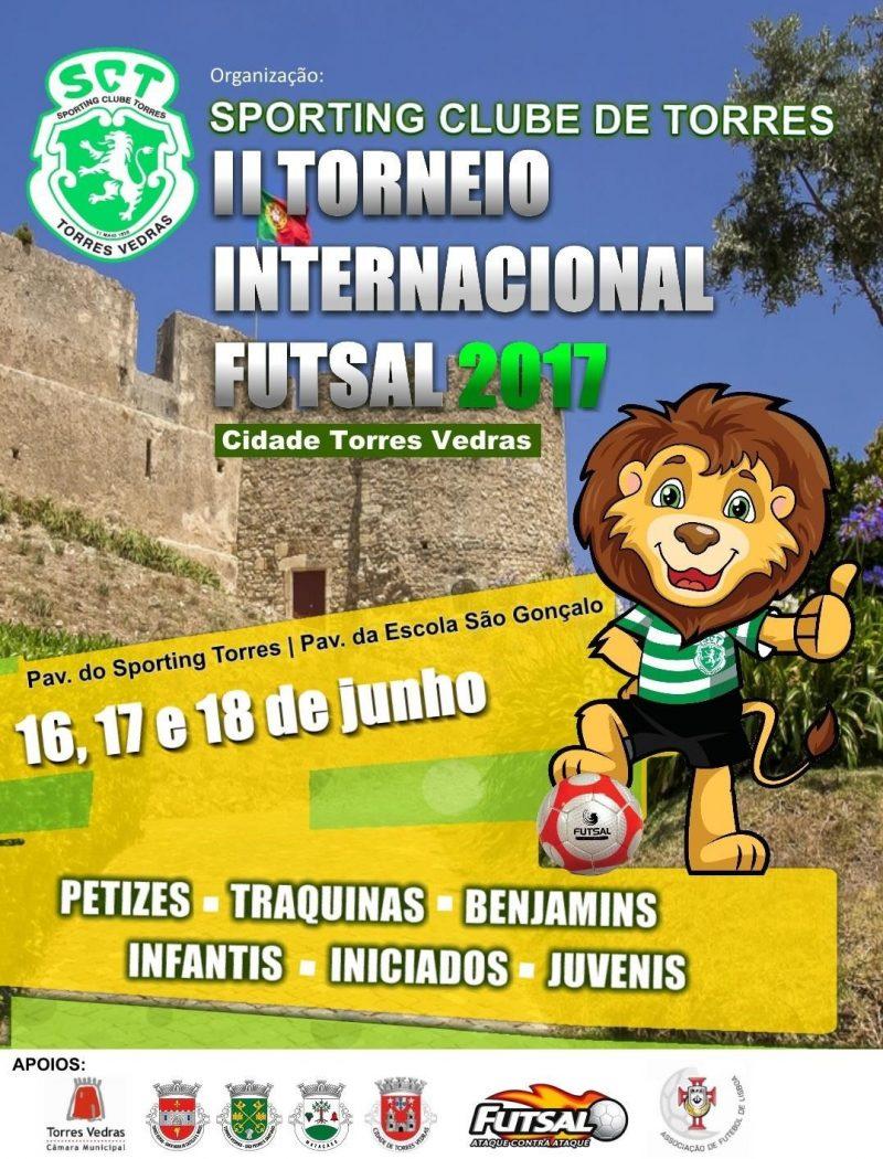 Torneio Internacional Futsal Torres Vedras