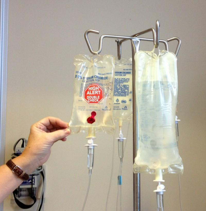 Infarmed suspende preparação de cuidados de quimioterapia no hospital de torres vedras
