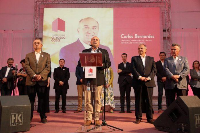 PS apresenta candidatos ao Município e Juntas de Freguesia