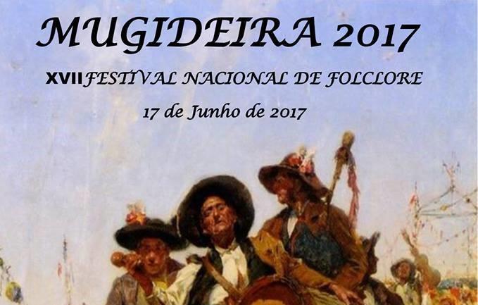 Festival Nacional de Folclore na Mugideira