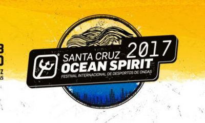 Apresentado o cartaz do Santa Cruz Ocean Spirit
