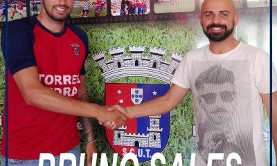 Torreense renova com central Bruno Sales
