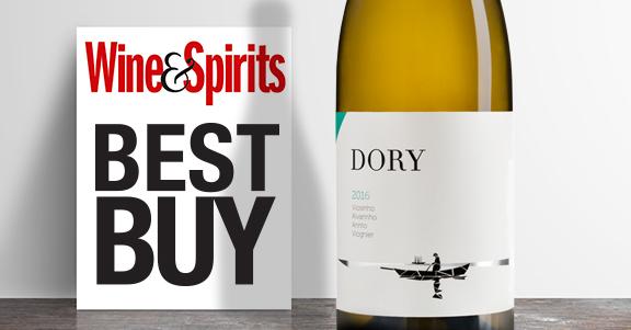 Dory Branco distinguido pela Wine & Spirits