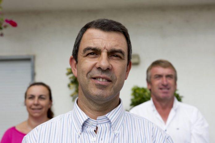 Luis Batista na Ventosa pelo PS