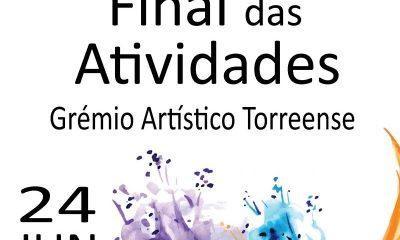 Sábado Final das Atividades no Grémio