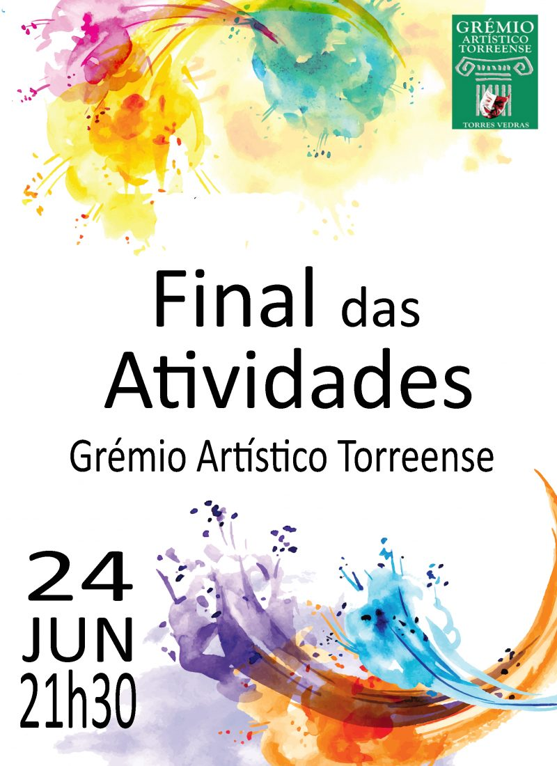 Cartaz Final Atividdes 2017