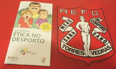 Ética no desporto na Feira de São Pedro