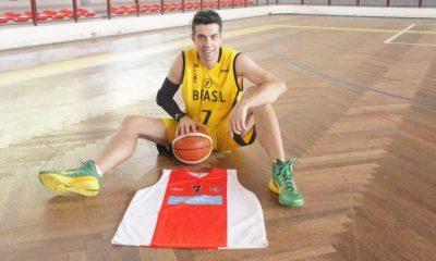 Romero Júnior no Mundial Master de Basquetebol