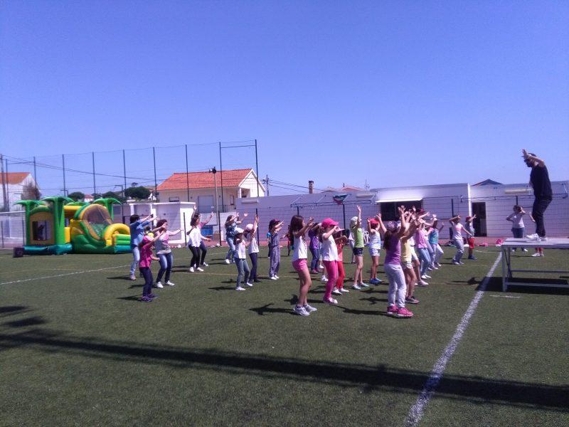 Dia da Criança no Freiria Sport Clube