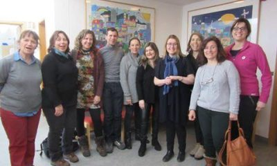 Docentes de Torres Vedras em formação no estrangeiro