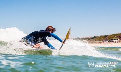 Provas Desportivas do Santa Cruz Ocean Spirit