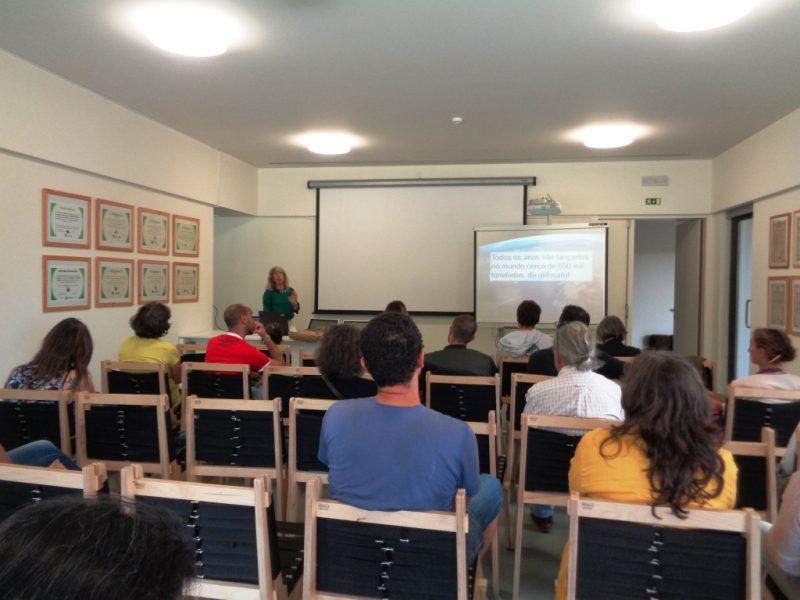 Sessão em Torres Vedras