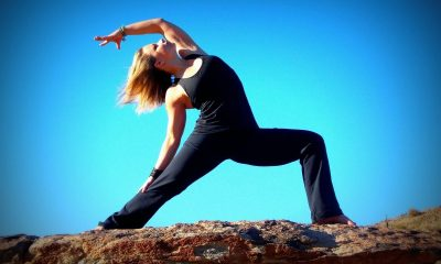 Domingo há yoga no Parque Verde
