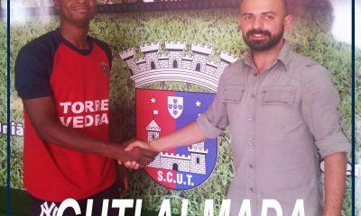 Guti Almada é reforço do Torreense