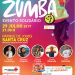 Zumba Solidário em Santa Cruz