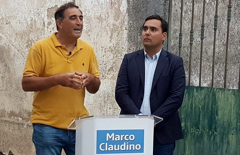 Na Ponte do Rol Pedro Vaza é o candidato