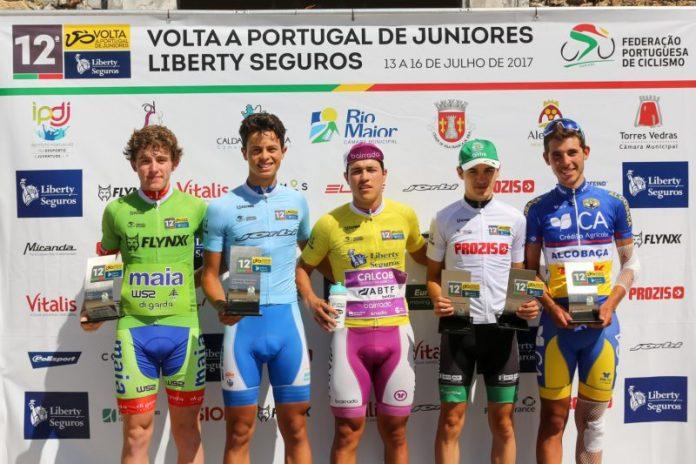 Victor Ocampo vence volta a portugal júnior