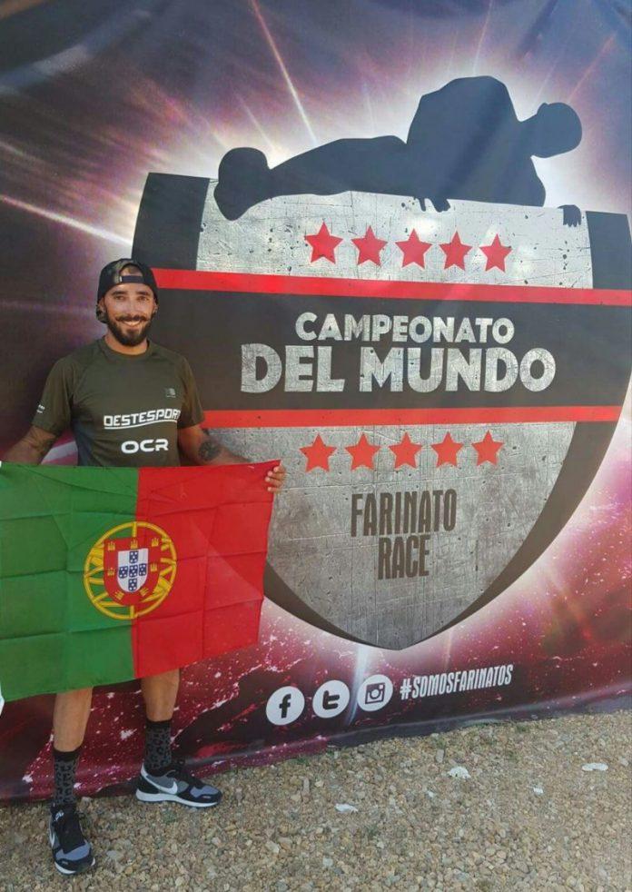 Rui Figueiredo 6º no Mundial de OCR
